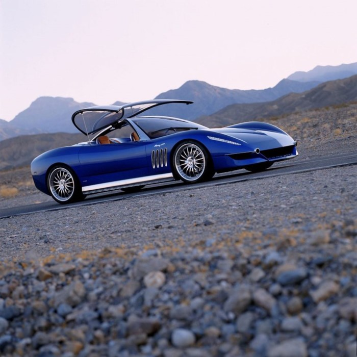 Chevrolet Corvette Moray (2003) 11