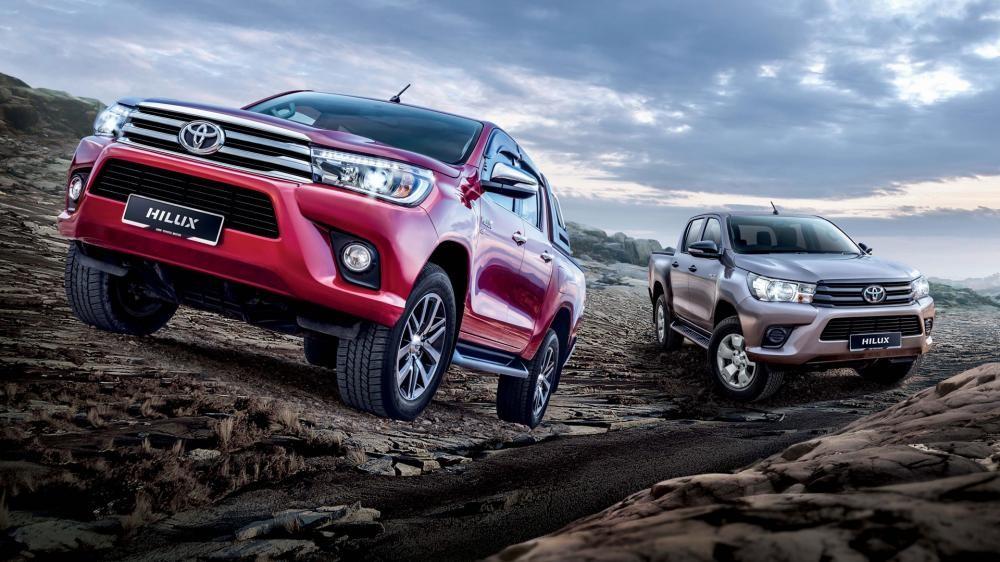 Cận cảnh Toyota Hilux 2018 giá 468 triệu đồng 1