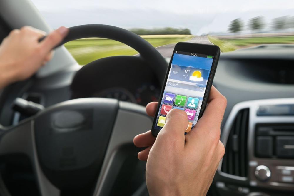 Lái xe công nghệ cao