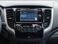 Màn hình của Mitsubishi Triton 2017