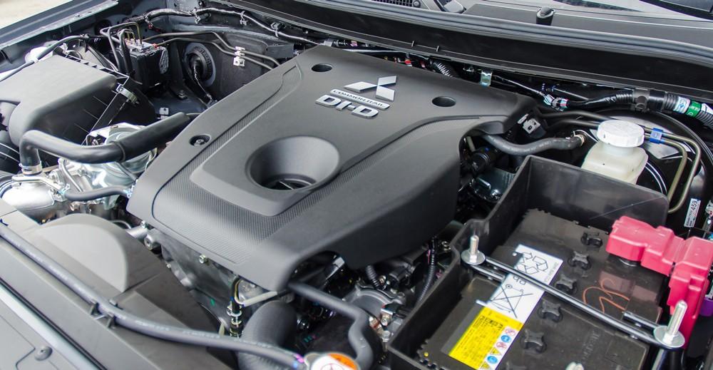 Động cơ của Mitsubishi Triton 2017