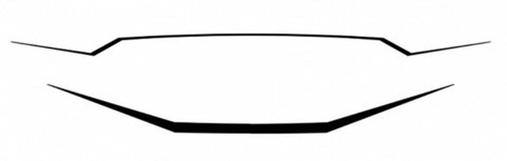 Phần line đầu xe trong mẫu thiết kế TRN 03 của VinFast