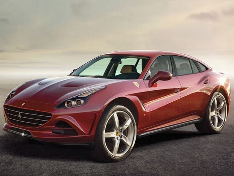 Ferrari chính thức xác nhận việc sản xuất dòng SUV trong tương lai 2
