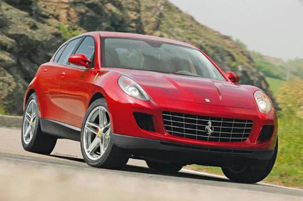 Ferrari chính thức xác nhận việc sản xuất dòng SUV trong tương lai 4