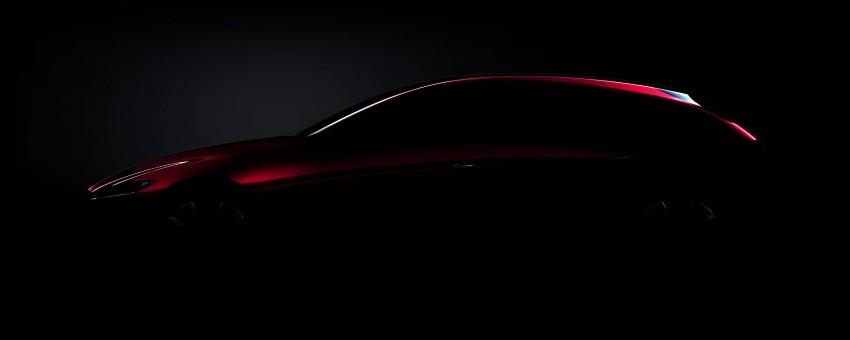 Teaser nhá hàng phiên bản mới của Mazda 2
