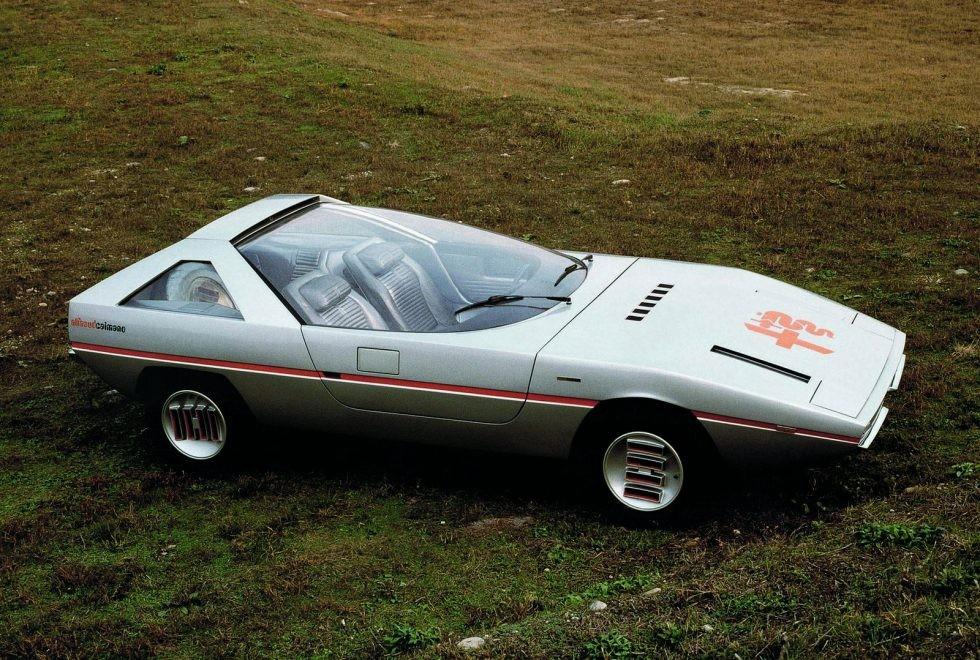 Alfa Romeo Caimano (1971) 3