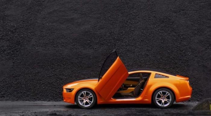 Mustang Giugiaro (2006) 4