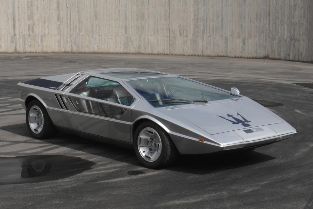 Maserati Boomerang (1972) 5