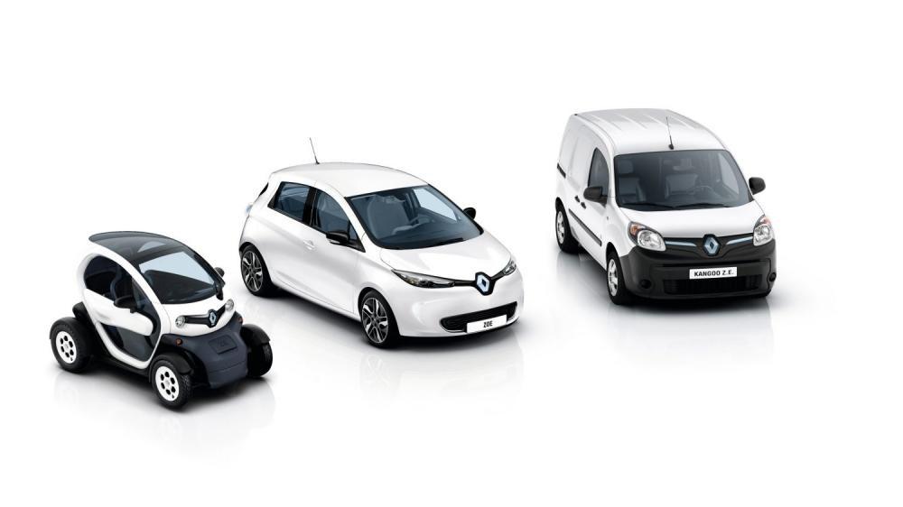 Renault Energy Services - mạng lưới điện thông minh của hãng xe Pháp