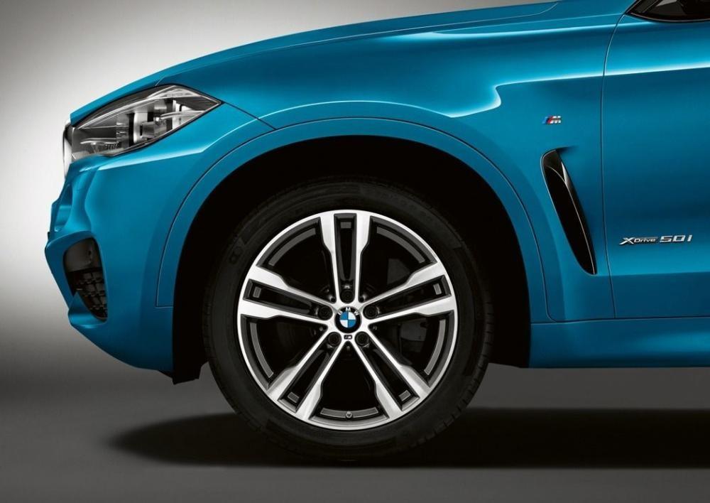 mâm xe BMW X6 M Sport Edition 4
