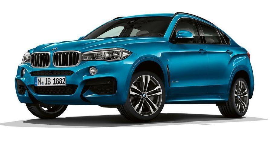 BMW X6 M Sport Edition 2