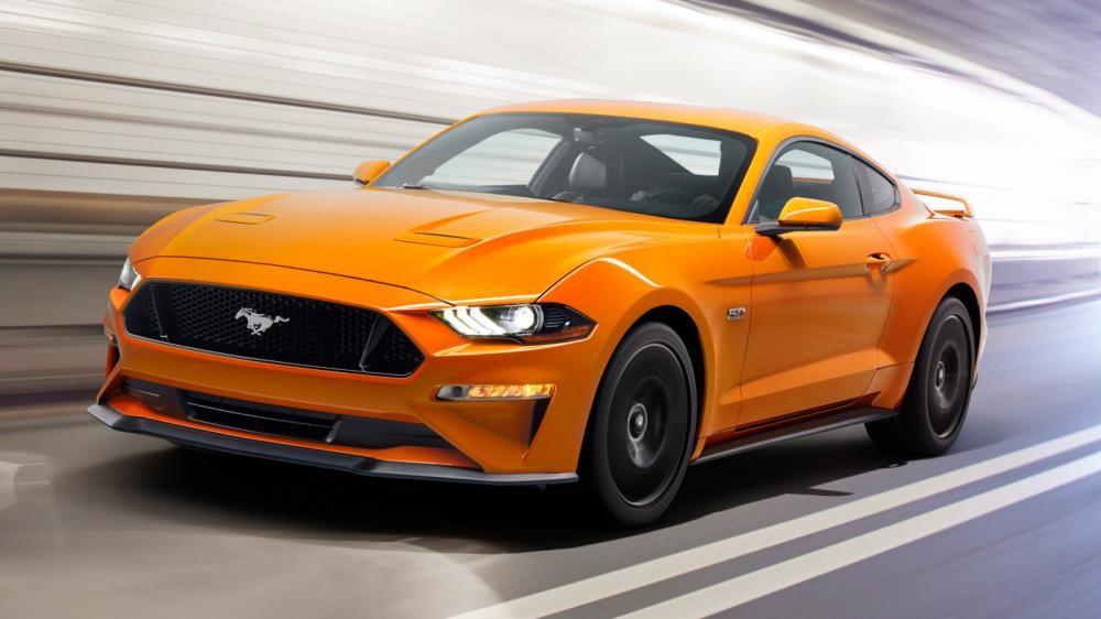 """Ford Mustang GT 2018 sắp xuất hiện gói độ mới """"đẳng cấp"""" hơn 1"""