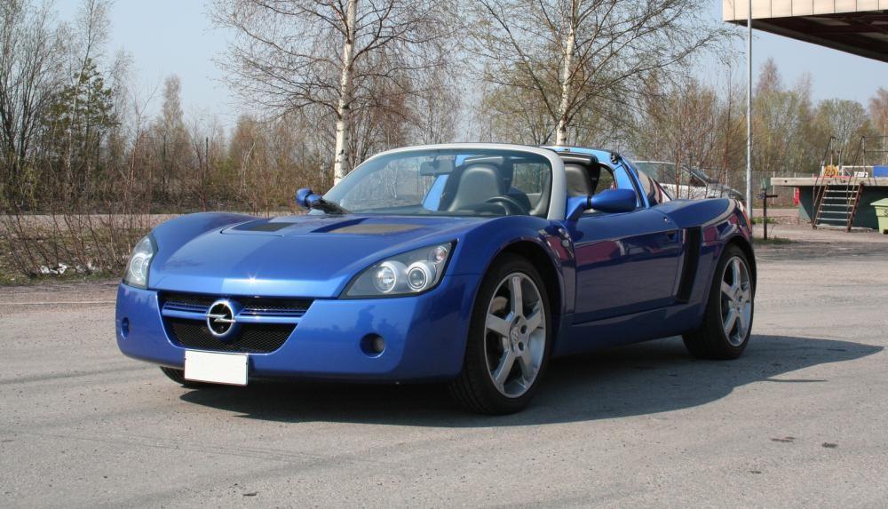 Opel Speedster 13