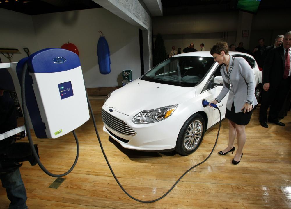 Ford và định hướng điện khí hóa sản phẩm