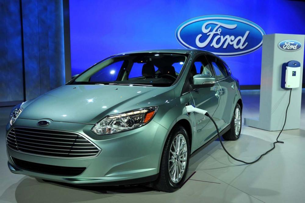 Ford dự kiến phát triển 13 mẫu xe điện mới trong 5 năm tới