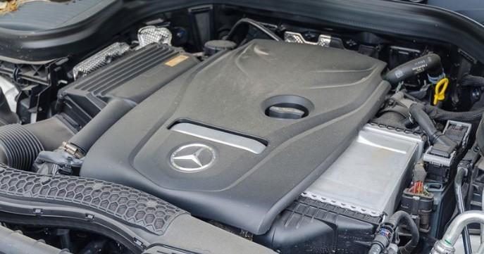 Động cơ của Mercedes-Benz GLC-Class 2017