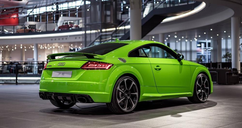 Động cơ của Audi TT