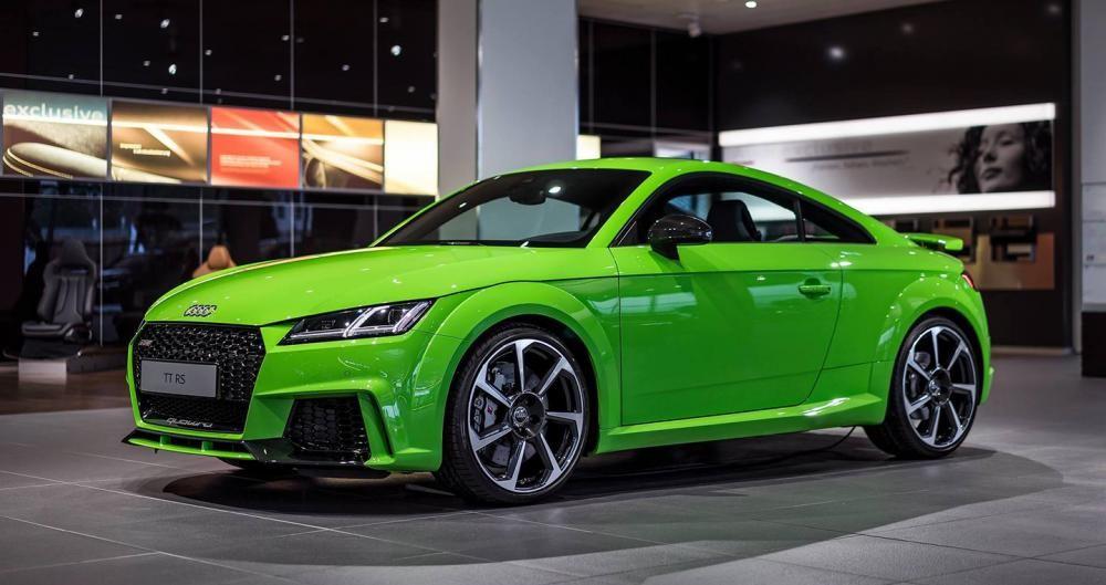 Giá bán của Audi TT tại Việt Nam
