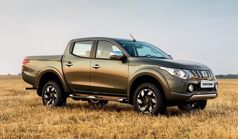 Đánh giá xe Mitsubishi Triton 2017
