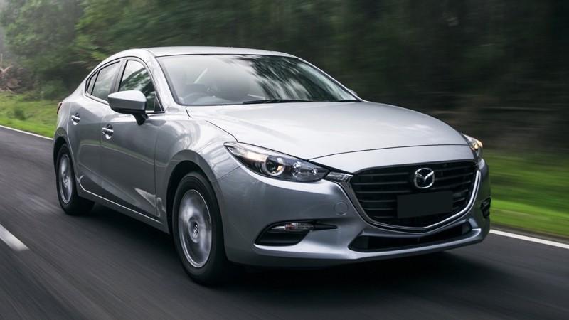 Đánh giá Mazda 3 2017