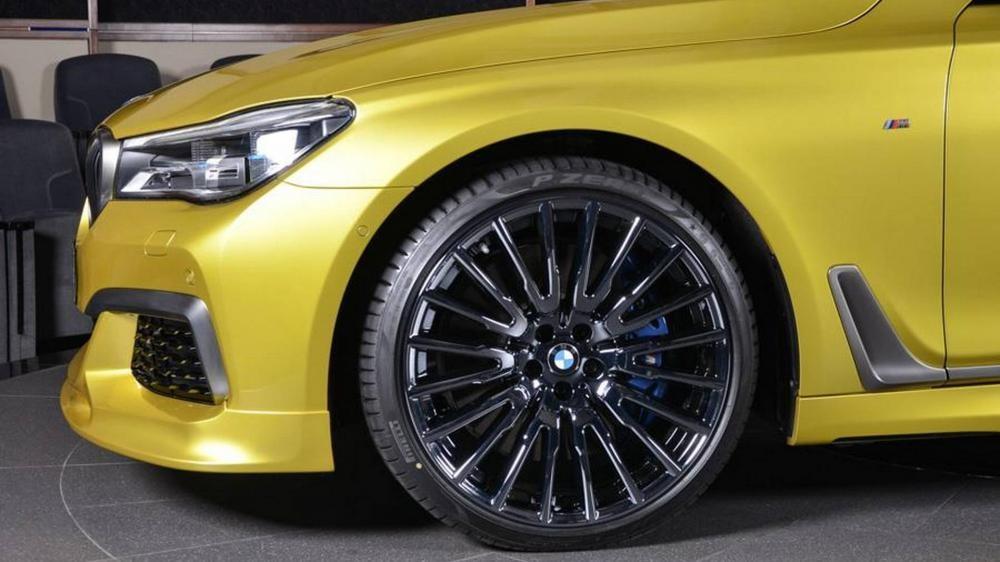 la-zăng BMW M760Li 7