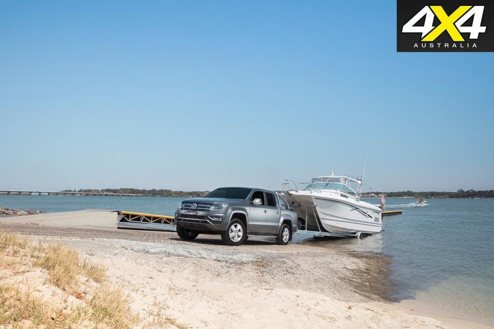 Volkswagen Amarok là mẫu xe bán tải có thiết kế nhỏ gọn nhất cùng với sức kéo rất khủng