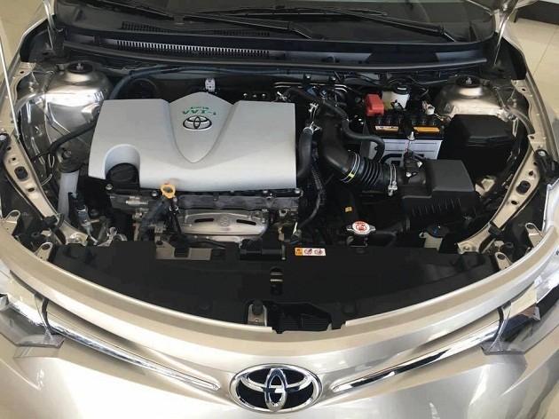 động cơ của Honda City 2017 và Toyota Vios 2017