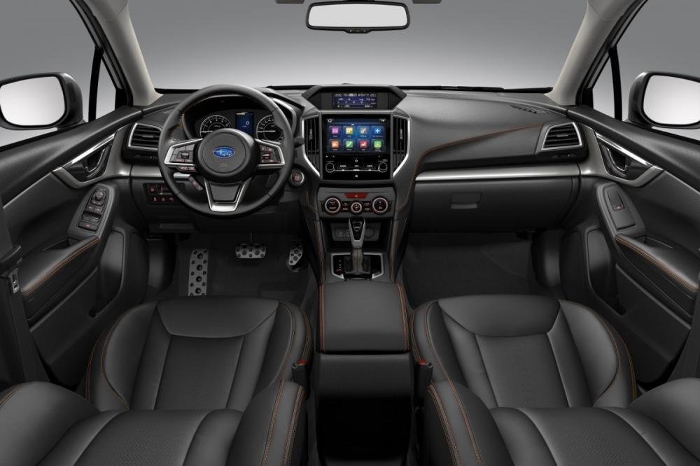 nội thất Subaru XV 2018 3