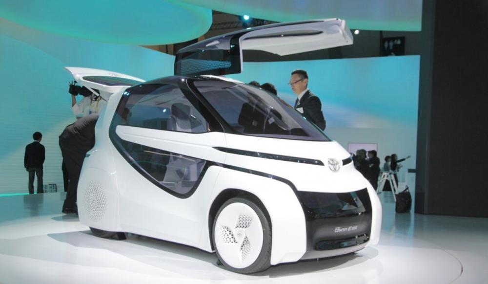 Toyota Concept-i RIDE.
