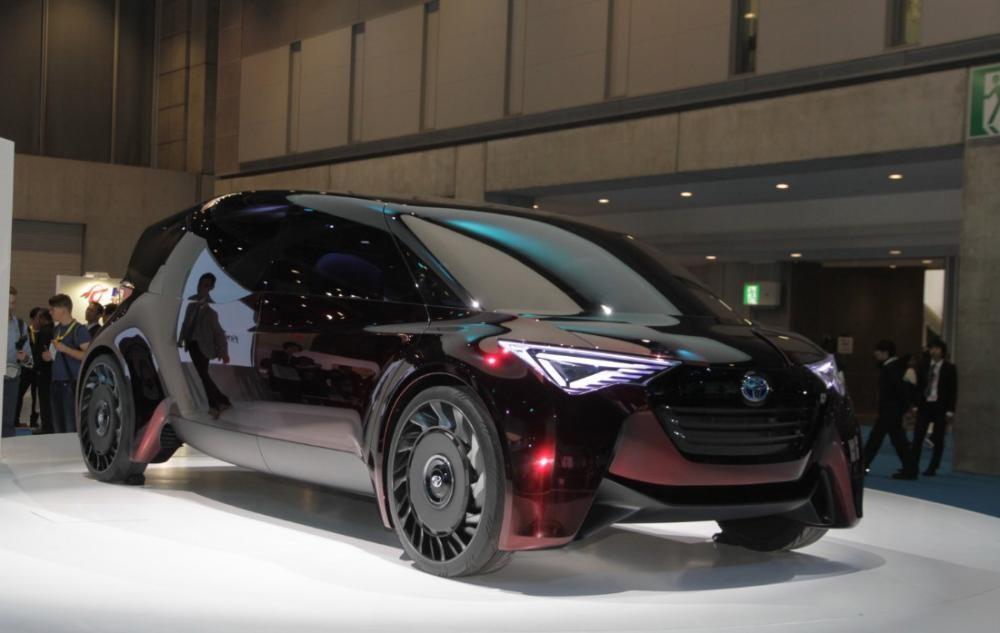 Toyota Fine-Comfort Ride concept.