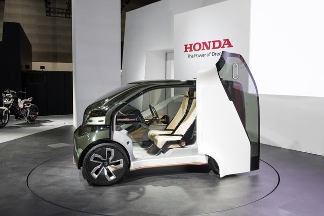 Những mẫu xe Điện mới nhất của Hoda tại Tokyo 2017