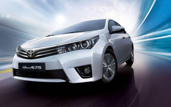 cảm giác lái của Toyota Corolla Altis 2017