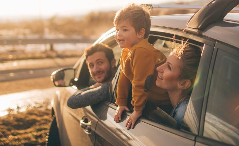 xe ô tô gia đình