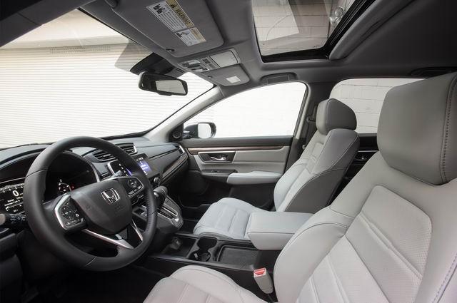 Honda CR-V 2018 1