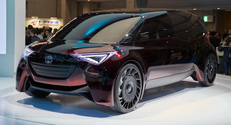 Toyota phát triển lốp không bơm khí để tạo ra xe điện nhẹ hơn.