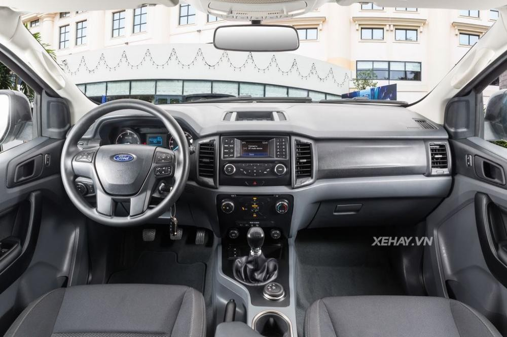 Ford Everest Ambiente 2