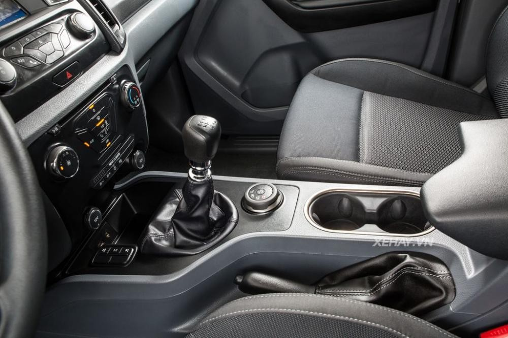 Ford Everest Ambiente 3