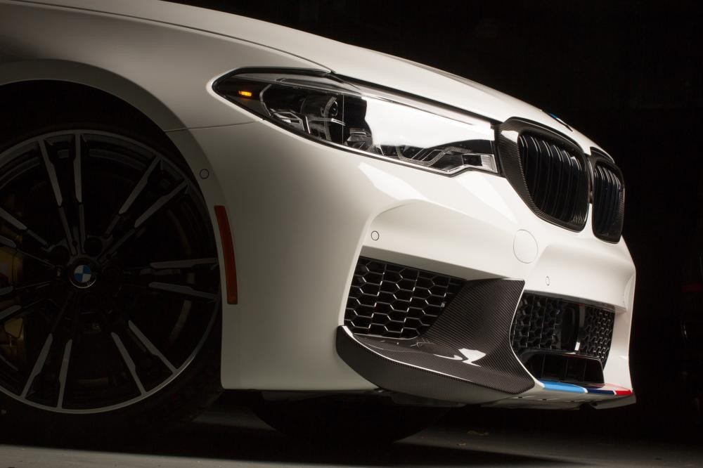 hốc gió BMW M5 M Performance Parts 2018 6