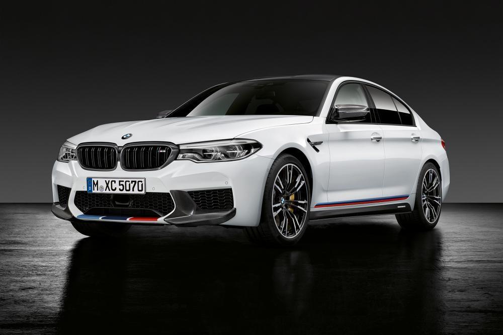 đầu xe BMW M5 M Performance Parts 2018 2