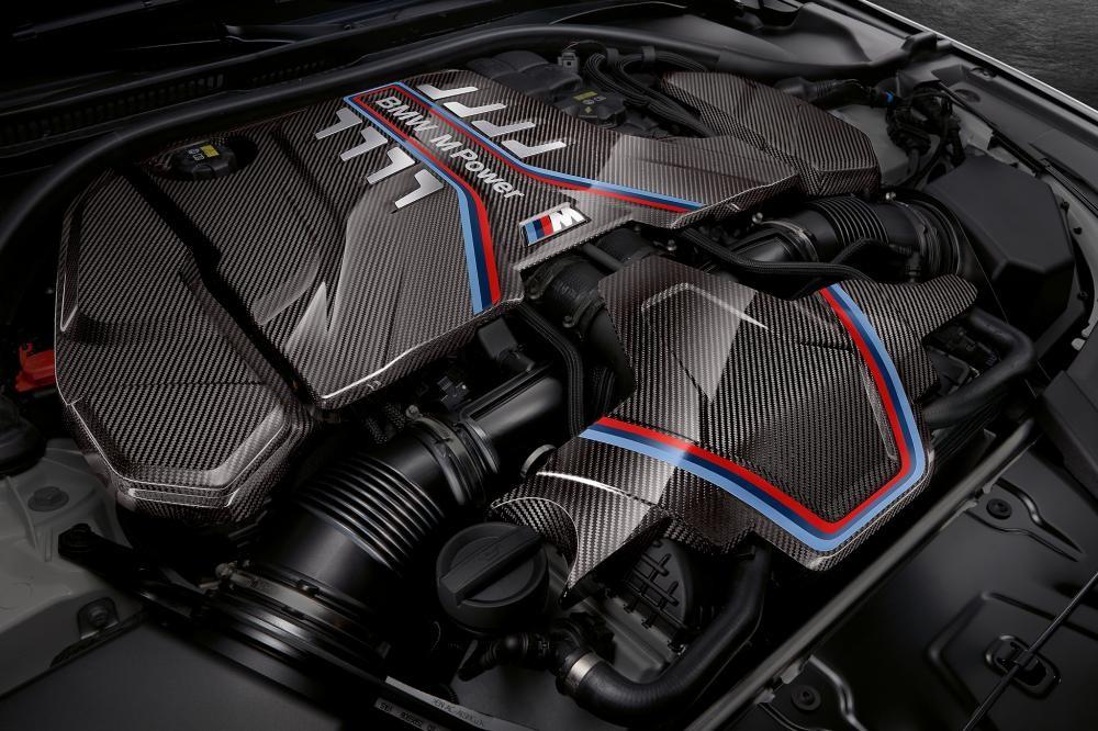 động cơ BMW M5 M Performance Parts 2018 11