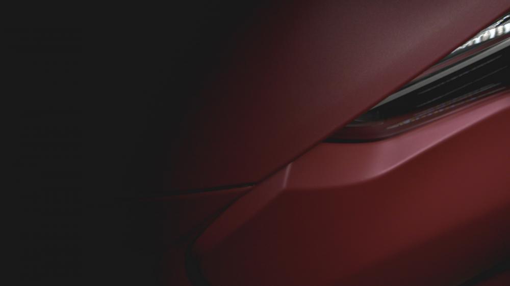 đèn xe Infiniti Q60 Red Alpha Concept 3
