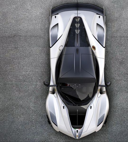 Trang bị trên Ferrari FXX K Evo