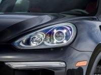 cụm đèn chiếu sáng của Porsche Cayenne 2017