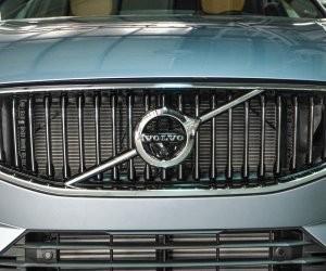 lưới tản nhiệt của Volvo XC60 2018
