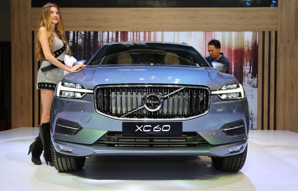 Đánh giá xe Volvo XC60 2018
