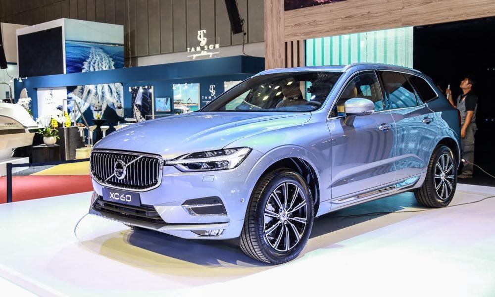 mức độ an toàn của Volvo XC60 2018