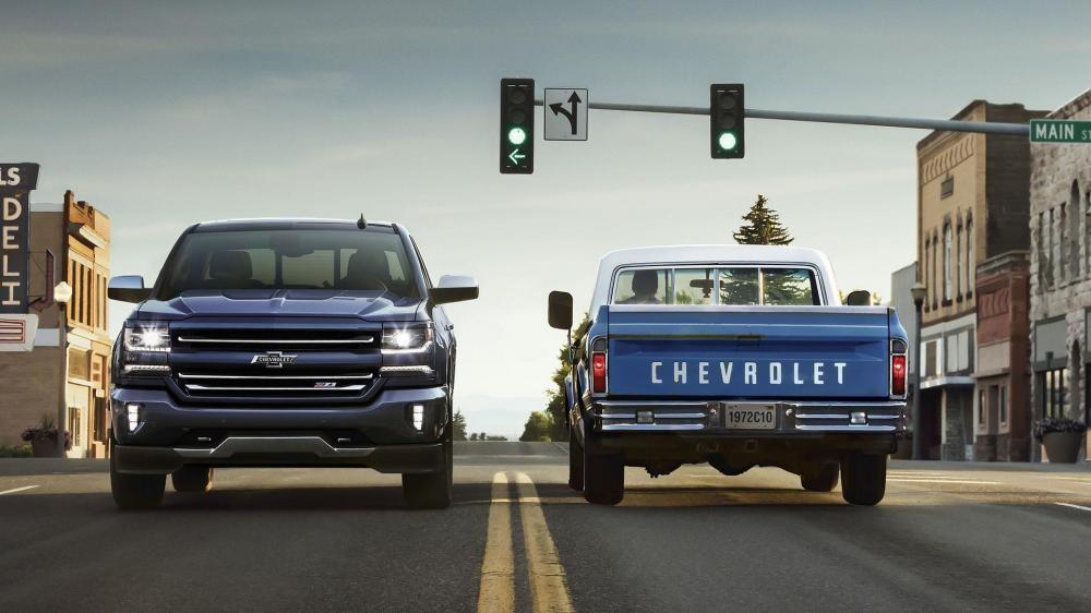 Chevrolet kỷ niệm 100 năm