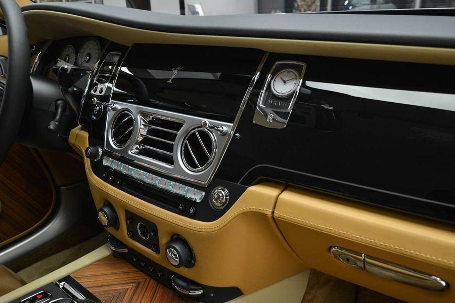 hệ thống điều hòa Rolls-Royce Wraith 8