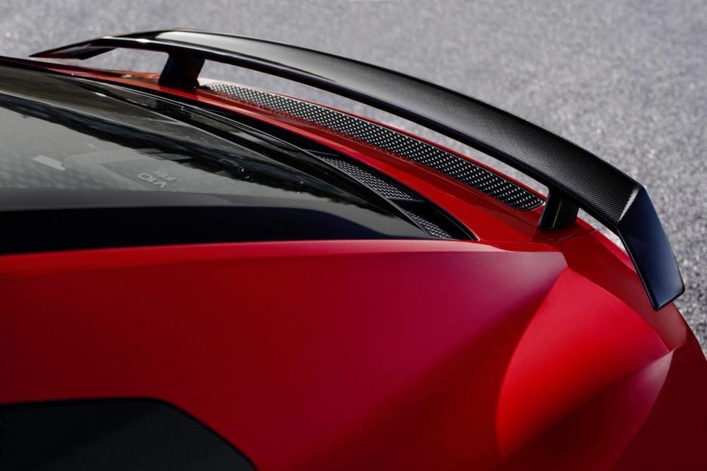 cánh gió đuôi xe Audi R8 2017