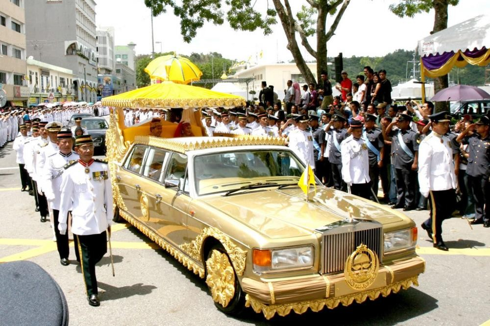 Xe siêu sang Rolls-Royce Silver Spur II